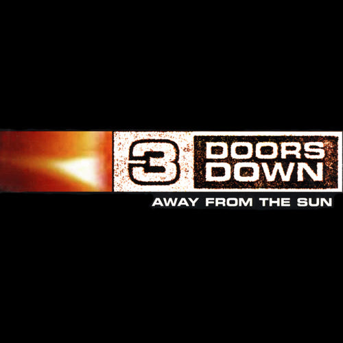 3 Doors Down - Away From The Sun (Special Edition)-cover