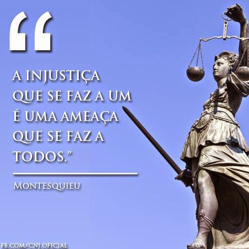 Justiça!...