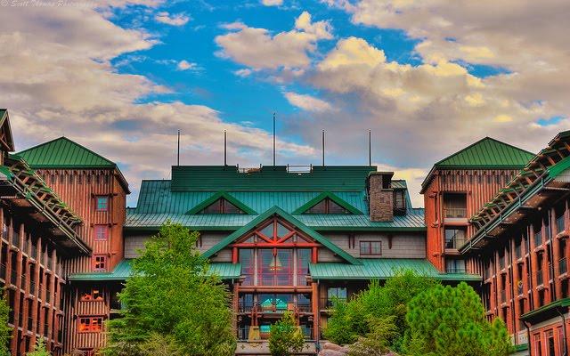 hoteles de Disney