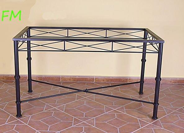 Forja manuel jimenez mesas y sillas - Mesas de comedor de forja ...