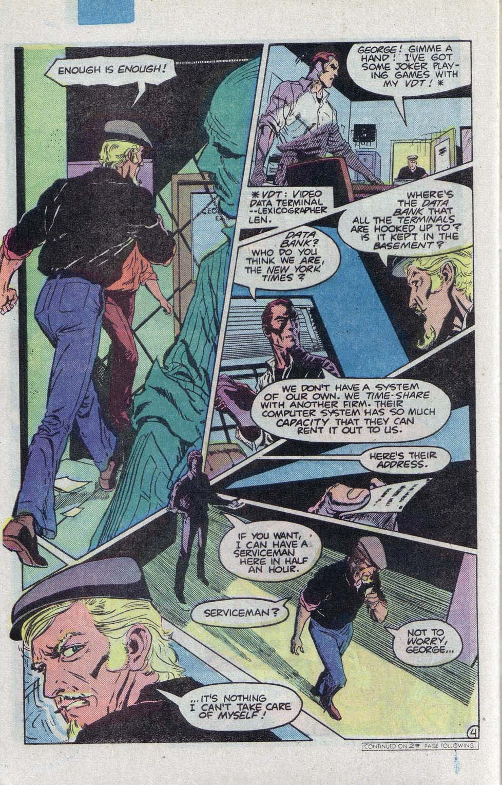 Detective Comics (1937) Issue #521 Page 27