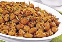 Salada Prática de Feijão e Cenoura