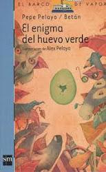 EL ENIGMA DEL HUEVO VERDE ( COMPLETO )