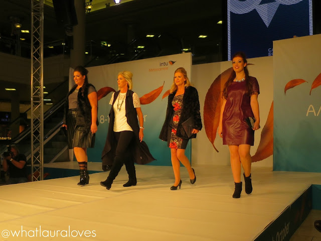 Simply Be Catwalk Show