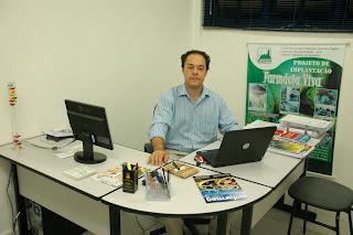 professor Valter Luiz da Conceição Gonçalves, vai ser agraciado com o Prêmio Gilberto Velho de Tese da Universidade Federal do Rio de Janeiro (UFRJ)