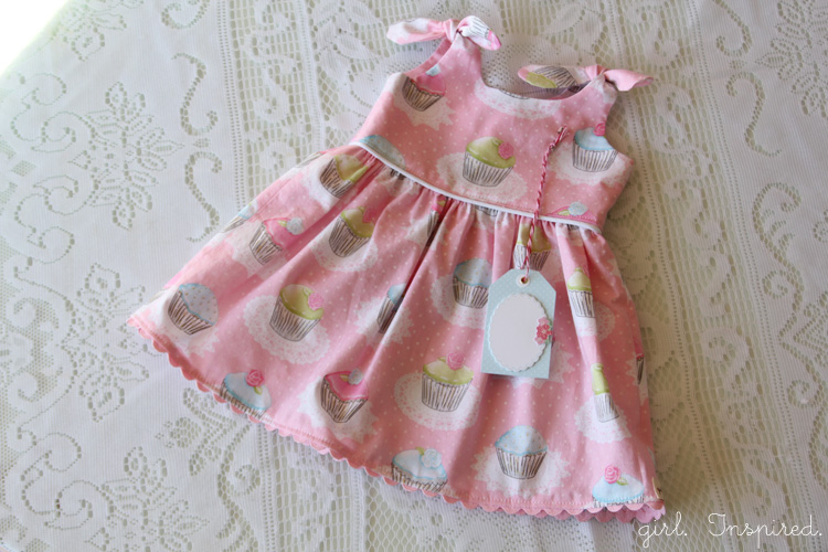 Baby Layette - The Dresses - girl. Inspired.