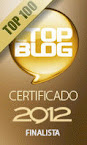 FICAMOS ENTRE OS 100 MELHORES BLOGS DO BRASIL EM 2012!