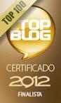FICAMOS ENTRE OS 100 MELHORES BLOGS DO BRASIL EM 2012!