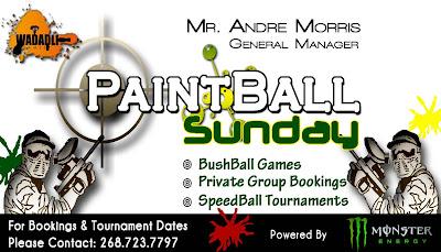 Wadadli Paintball