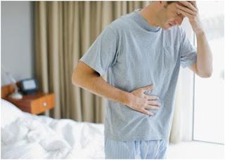La gastritis sensación de ardor en el estómago
