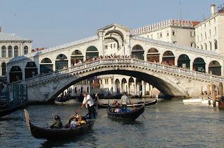 Puente de Rialto de Venecia
