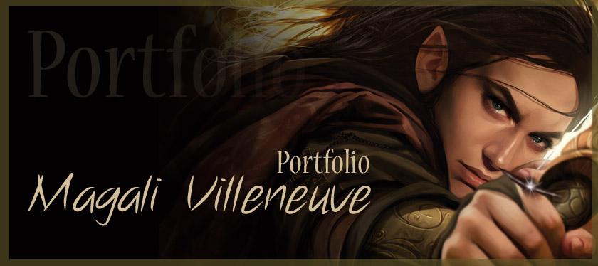 Magali Villeneuve Portfolio