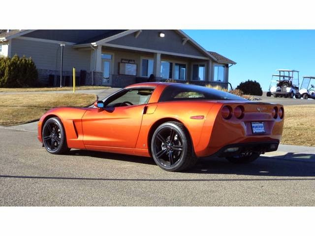 2006 Chevrolet Corvette at Purifoy Chevrolet