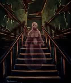 Η στοιχειωμένη σκάλα του John Teilo!!!