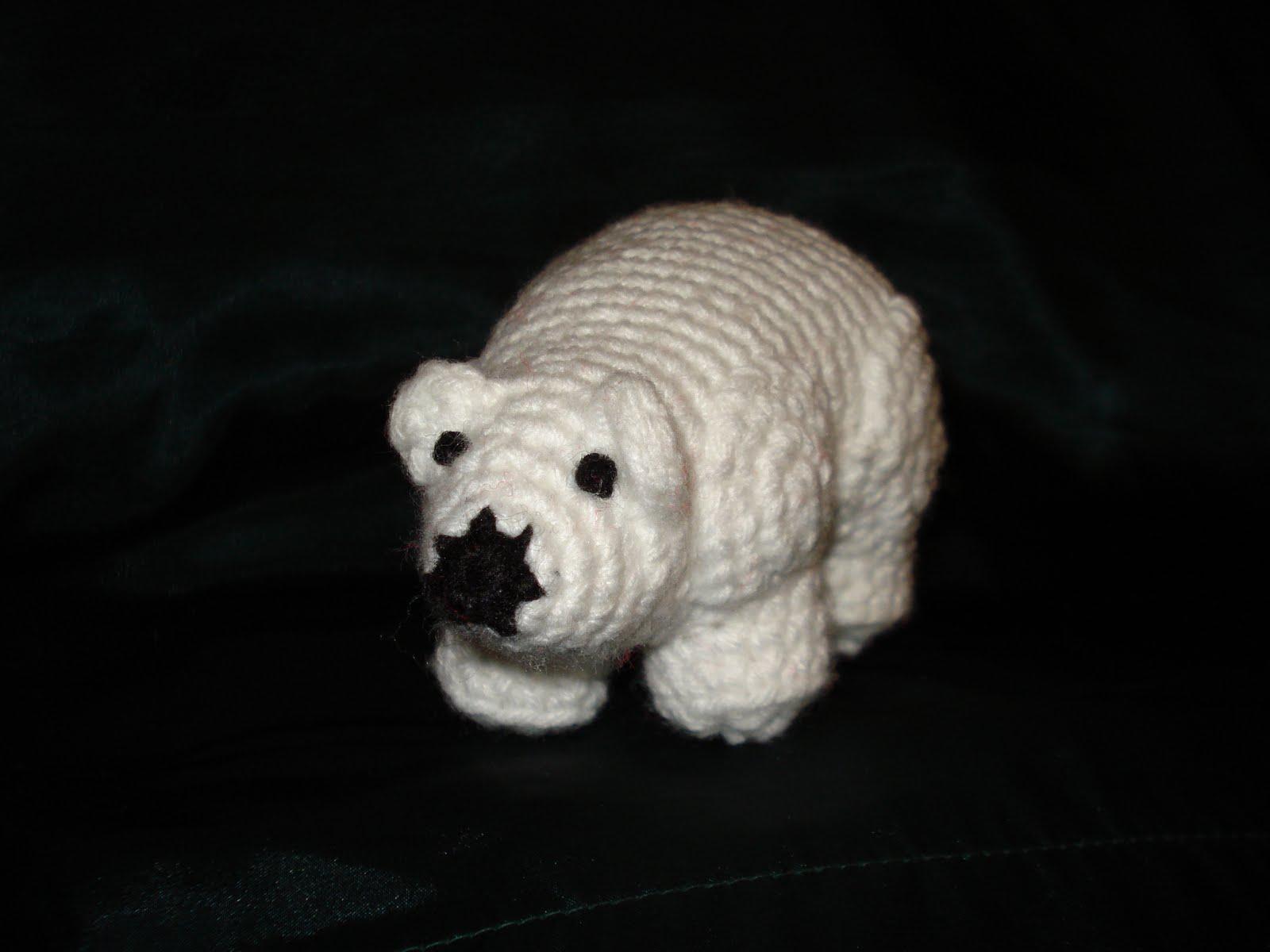 Angel Bear Knitting Pattern : Marthas Tatting Blog: December 2011