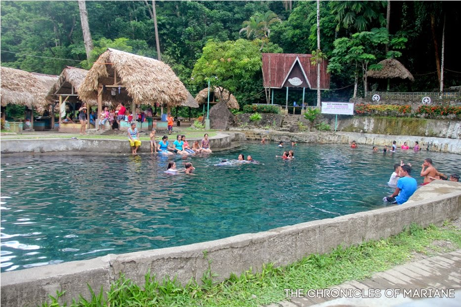 sorsogon hot spring