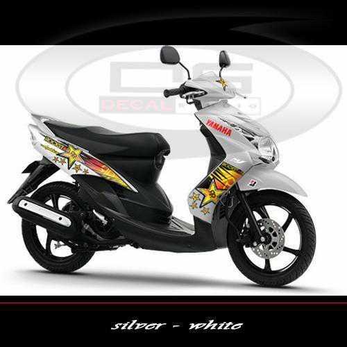 Modif Mio Soul Gt Hitam   Modifikasi Motor Yamaha 2016