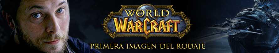 Primera imagen del rodaje de World Of Warcraft