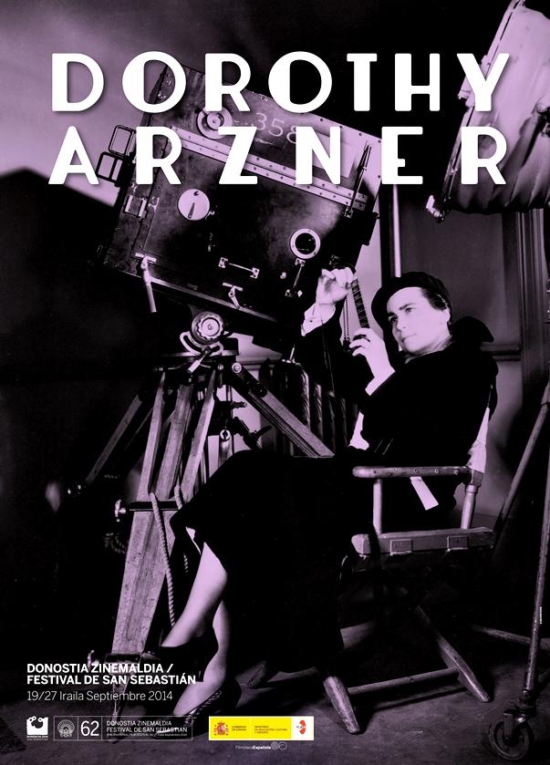 Cartel Retrospectiva Dorothy Arzner