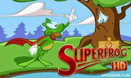 Download Superfrog HD APK For Android 2014