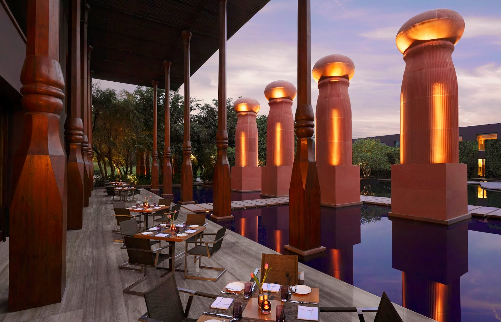 15 Romantic Restaurants In Gurgaon (with prices) In 2021