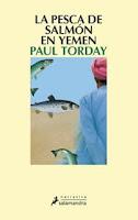 La pesca de salmón en Yemen - Paul Torday