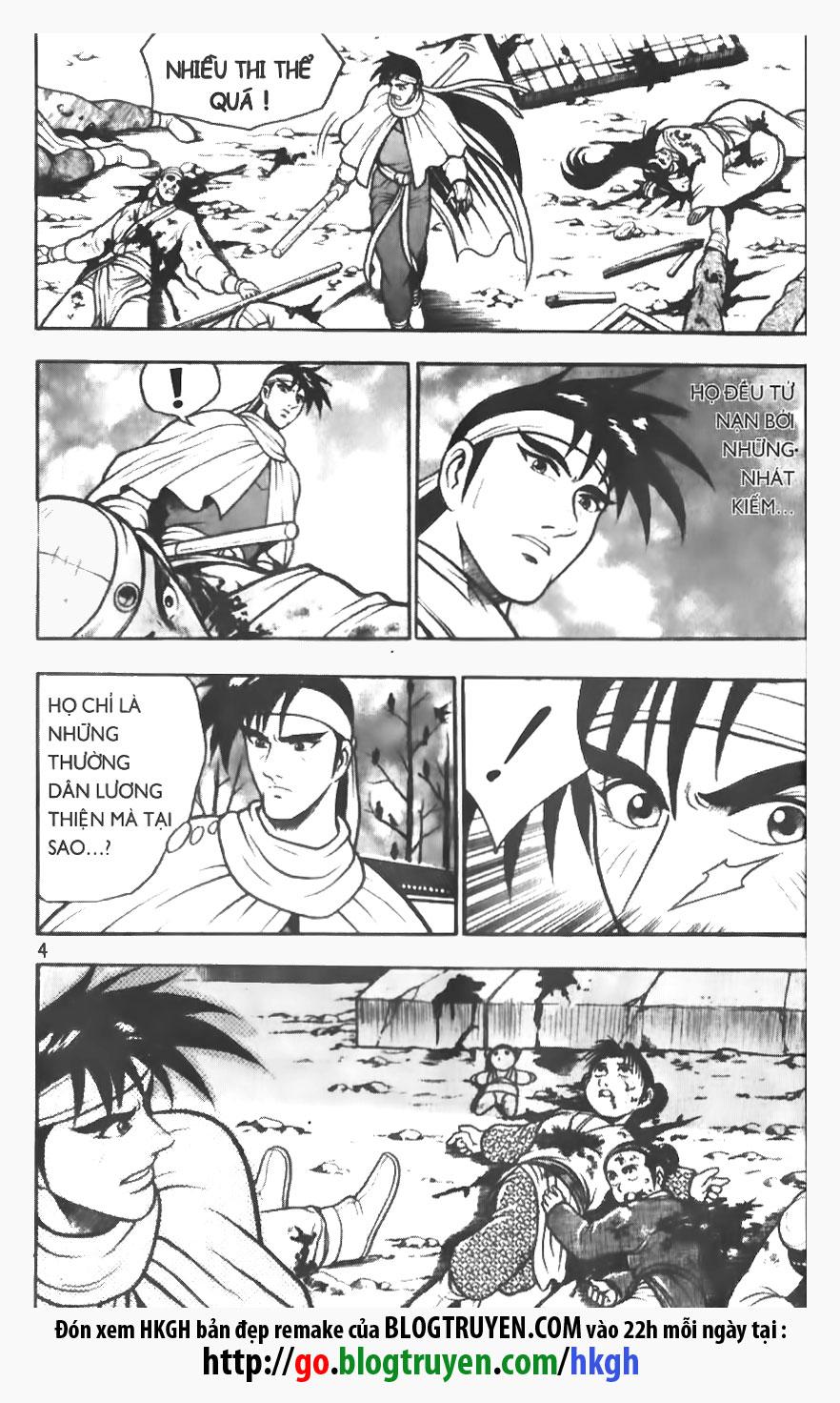 Hiệp Khách Giang Hồ chap 76 page 5 - IZTruyenTranh.com