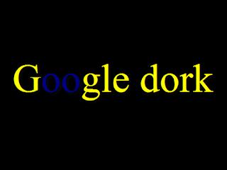What is Google Dork
