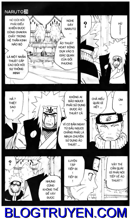 Naruto chap 259 Trang 9 - Mangak.info
