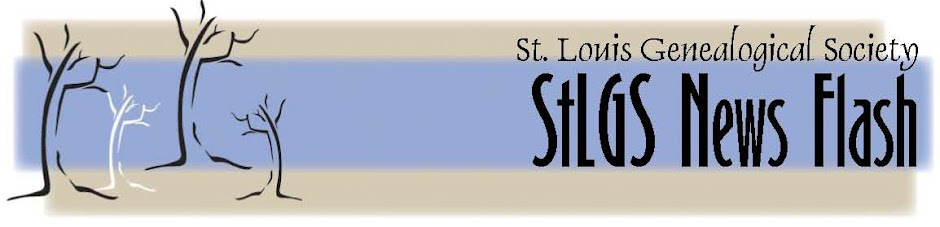 St. Louis Genealogical Society Blog