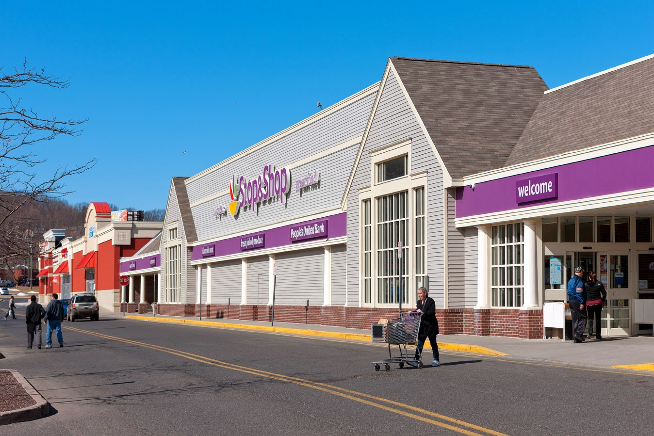 hff closes sale of stop shop and walmart anchored shopping center in southwestern connecticut