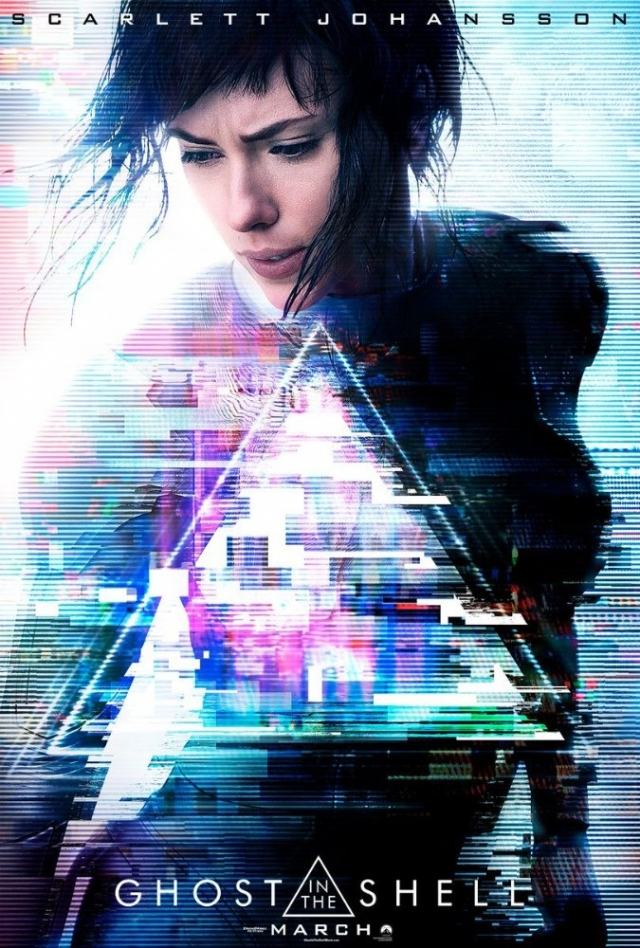 Linh Hồn Của Máy - Ghost In The Shell (Live Action) (2017)