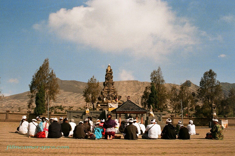 Hinduism in Bromo