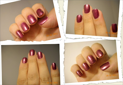 sugar plum revlon nails uñas nail polish esmaltes