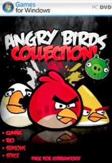 Angry Birds Collection! Cover Art, Free Download