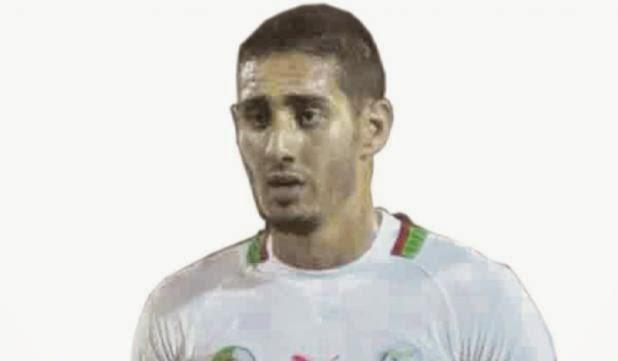 صور وأسماء لاعبي المنتخب الوطني الجزائري المشاركين في كأس أمم إفريقيا 2015 إسحاق+بلفو�