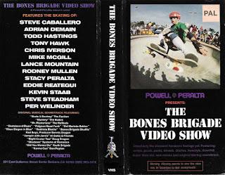 skaternoise POWELL PERALTA The Bones Brigade