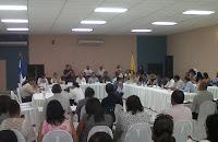 alcaldes del departamento de Yoro
