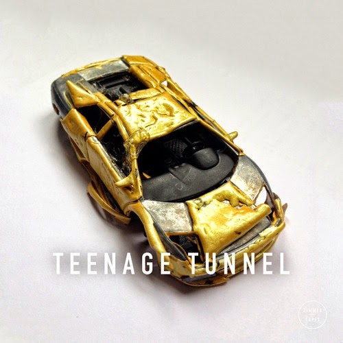 Zimmer - Teenage Tunnel | April Tape