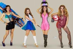 Sports5 Babes Calendar 2015!