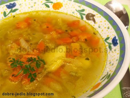 Zemiakovo-mrkvová polievka - recepty