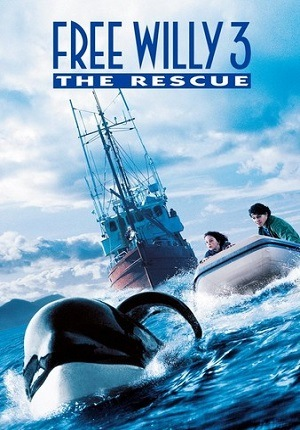 Free Willy 3 - O Resgate Filmes Torrent Download capa