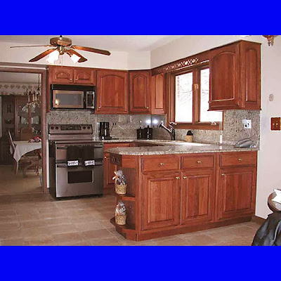 Small Kitchen Layout Design
