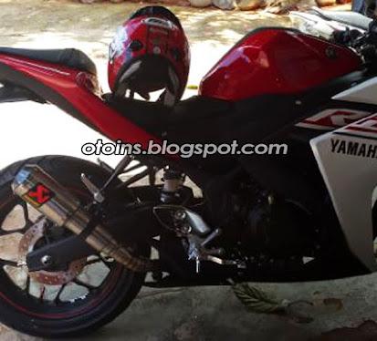 Knalpot Custom Yamaha R25