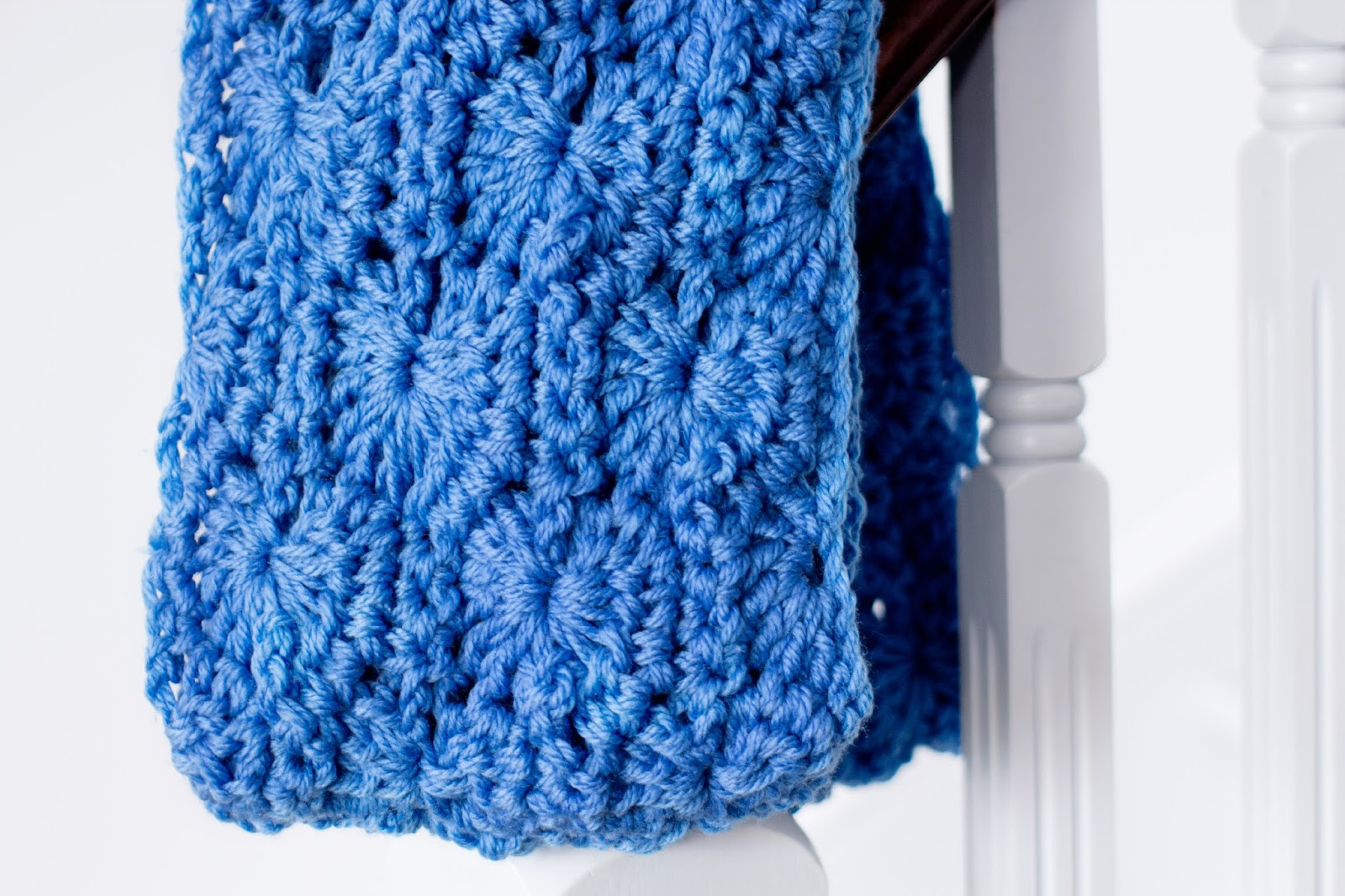 Unique Gift ~ Infinity Scarf Crochet Pattern