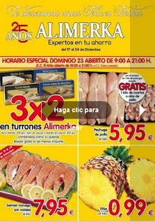 alimerka ofertas del 17-24 12-2012