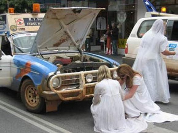 Funny Weddings Pictures