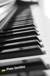 Piano Sentidos Partitura de Piano Muy Fácil para estudiantes de piano