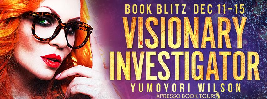 Visionary Investigator Book Blitz