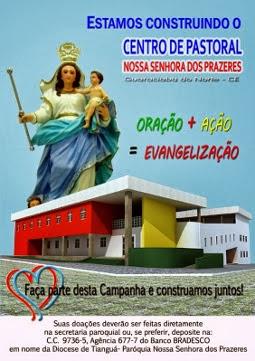 CENTRO DE EVANGELIZAÇÃO
